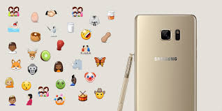 clinking glasses emoji samsung u0027s biggest ever emoji update