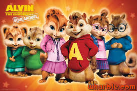chipmuksfan images alvin chipmunks squeakquel poster