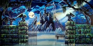 haunted castle backdrops fantastic australia