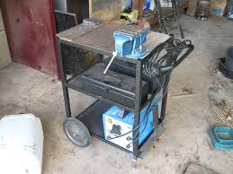 diy portable welding table diy welded nuts bing images idea s pinterest mobile welding