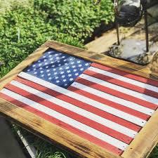 Reclaimed Wood Flag Raw Designs Cv Home Facebook