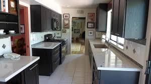 galley kitchen remodel in scottsdale