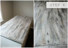 barnwood paint i the look of barnwood but its to come