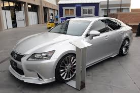 lexus gs350 f sport custom first look at the vip auto salon supercharged gs