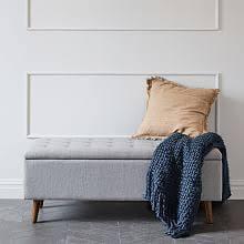 Grey Bedroom Bench Bedroom Benches U0026 Ottomans West Elm
