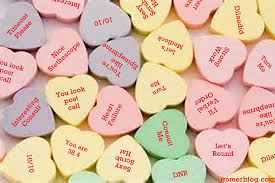 valentines day heart candy hospital sweethearts candy is the best way to communicate this