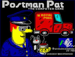 postman pat retro review zx spectrum hey poor player hey poor