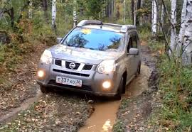 nissan 2000 4x4 nissan x trail off road test extreme offroad 4x4 action youtube