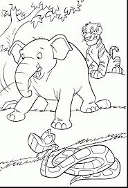 printable jungle scene coloring pages free printable tulip