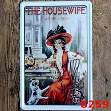online get cheap retro housewife posters aliexpress com alibaba
