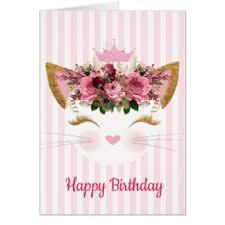 kitty cat birthday cards kitty cat birthday greeting cards kitty