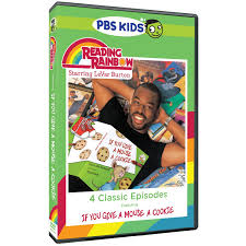 amazon com reading rainbow if you give a mouse a cookie