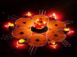 12 amazingly simple rangoli designs for diwali