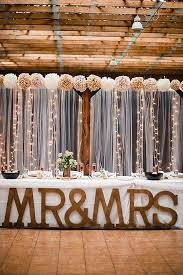 wedding backdrop with lights 30 stunning and creative string lights wedding decor ideas