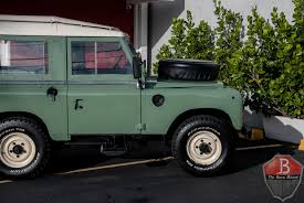 land rover series 1 hardtop 1974 land rover series iii my classic garage