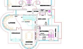 kerala villa plan elevation home design floor plans home plans