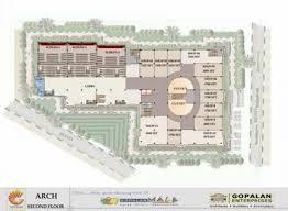 floor plan of a shopping mall gopalan arch shopping mall mysore road shopping malls in bangalore