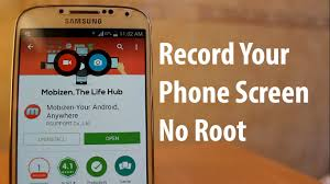 how to take a screen on an android how to record your phone screen without root for android