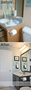 cheap bathroom makeover ideas best 25 budget bathroom makeovers ideas on budget