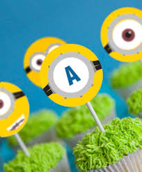 free minion party printables u2026