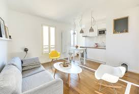 323 square foot parisian studio apartment with practical layout