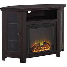 Oak Corner Fireplace by Tv Stands D7e23b41eda1 1 Corner Fireplace Tv Stand Wood For Tvs
