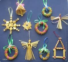 149 best straw ornament images on handmade ornaments