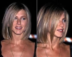 jennifer aniston s changing hair 2001 jennifer aniston s
