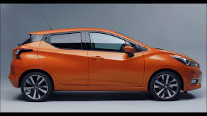 nissan japan all new 2017 nissan micra japan model youtube