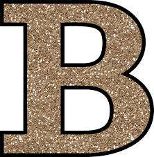 clipart in letter sparkly m collection