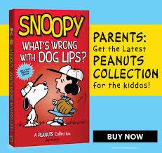 peanuts charles schulz comic strips gocomics