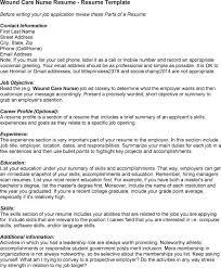 ex of nurse resume skills summary list wound care nurse resume exle http resumesdesign com wound