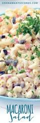 Pasta Salad Recipe Mayo by Best 25 Classic Macaroni Salad Ideas On Pinterest Easy Macaroni