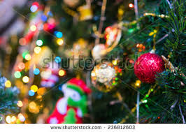 artificial christmas pine tree background stock photo 342980657