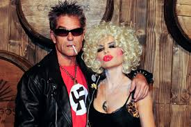 harry hamlin apologizes for wearing t shirt on halloween