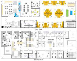 Internet Cafe Floor Plan by Pricing Surge