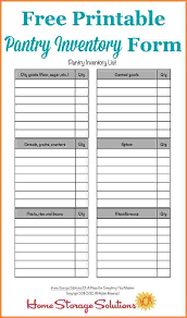 Kitchen Inventory Spreadsheet 10 Food Pantry Inventory Spreadsheet Excel Spreadsheets