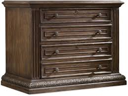 Maple Lateral File Cabinet by Hooker Furniture Home Office Rhapsody Lateral File 5070 10466