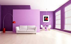 magnificent arch design paint glamorous purple wall colors