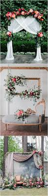 wedding backdrop ideas vintage trending 15 wedding backdrop ideas for your ceremony
