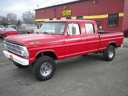 1972 ford f250 cer special f 250 f100 f250 crew cab highboy 4wd 390 v8 patina truck 1966 ford