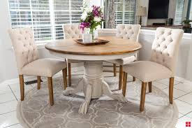 How To Paint A Dining Room Table by Chalked Paint Takes Your Table From Drab To Fab