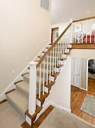 contemporary stair runners staircase traditional with runner oak