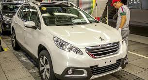 where is peugeot made peugeot 2008 is now made in brazil too carscoops