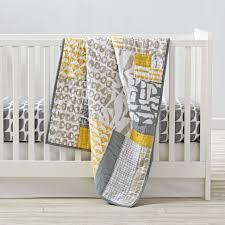 Zig Zag Crib Bedding Set Nursery Beddings Yellow And Grey Crib Bedding Canada With Zig