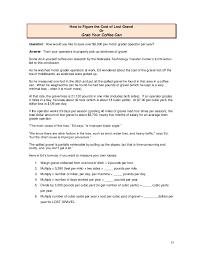 Gravel Price Per Cubic Yard Motor Grader Manual