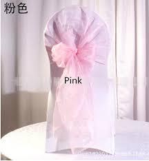 Cheap Sashes Online Get Cheap Sashes Chair Satin Pink Aliexpress Com Alibaba