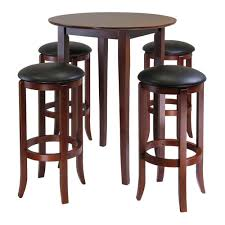 round high top table and chairs pub tables sets on sale bellacor
