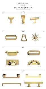 modern brass cabinet hardware u2013 municipalidadesdeguatemala info