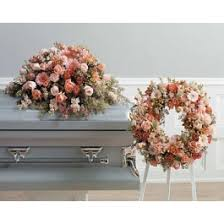 Flower Delivery San Angelo Tx - sympathy and funeral wreaths hearts and crosses flower shop san